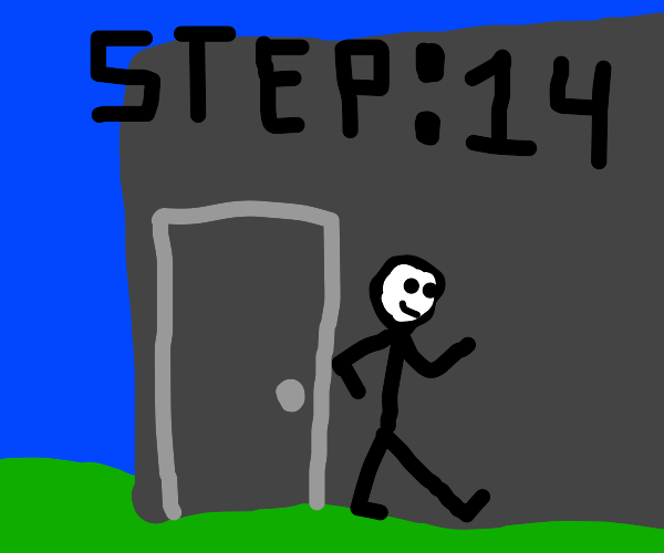 Step 13: distraction dance them