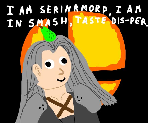 serinrmorp howeveruspellit (he in smash)