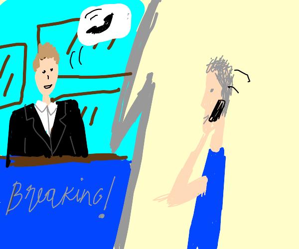 Ring News Anchor