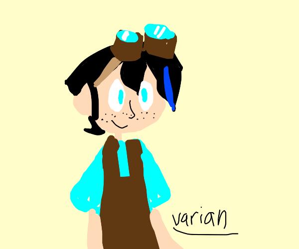 Varian From TTS