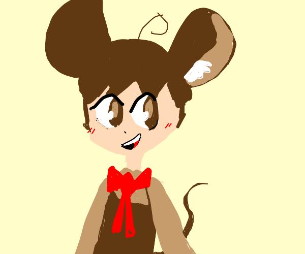 Animu mouse desu