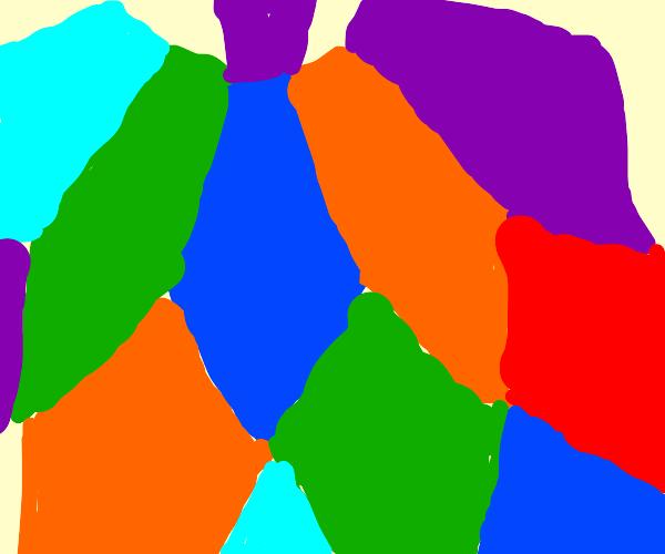 monohedral pentagonal tiling