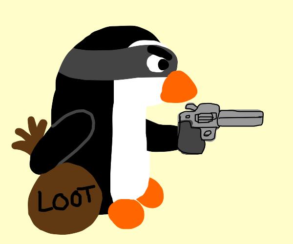 Bird robbery