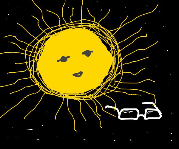 Sun's Glasses
