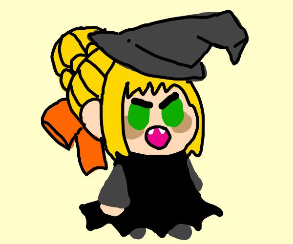 Padoru Padoru girl but halloween