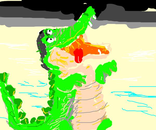 1970's Alligator