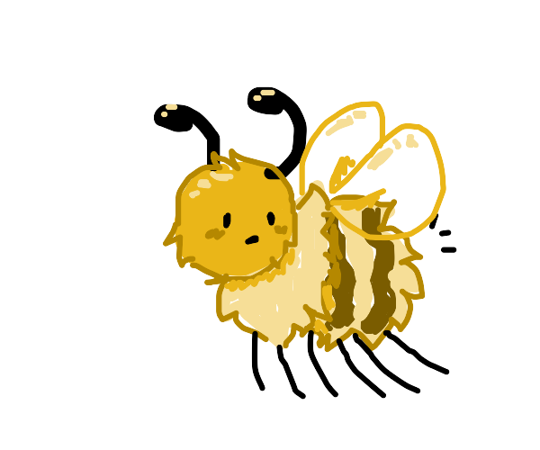 Almost a bee