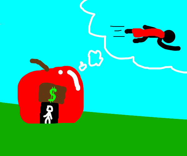 thinking about saving in my apple-bank