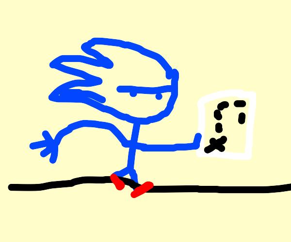 Hedgehog Questing