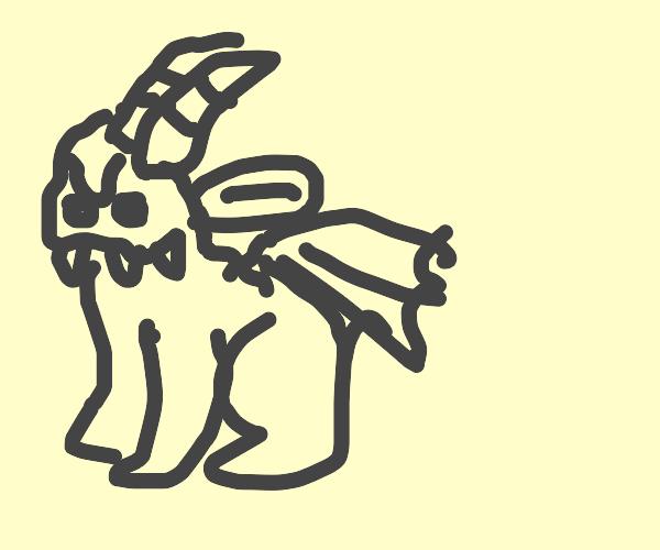 Antique Gargoyle
