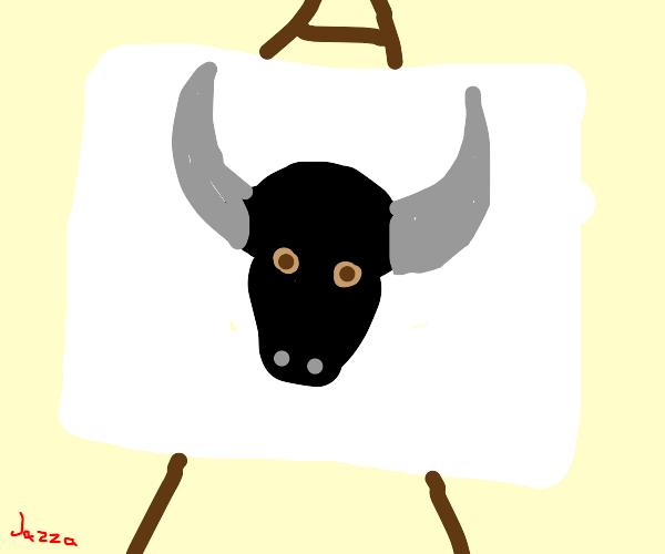 Ox Artwork