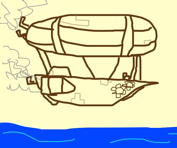 Steampunk Ocean