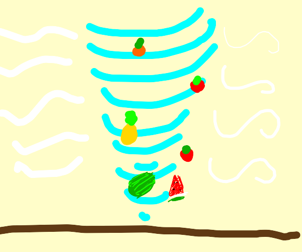 Fruit Tornado