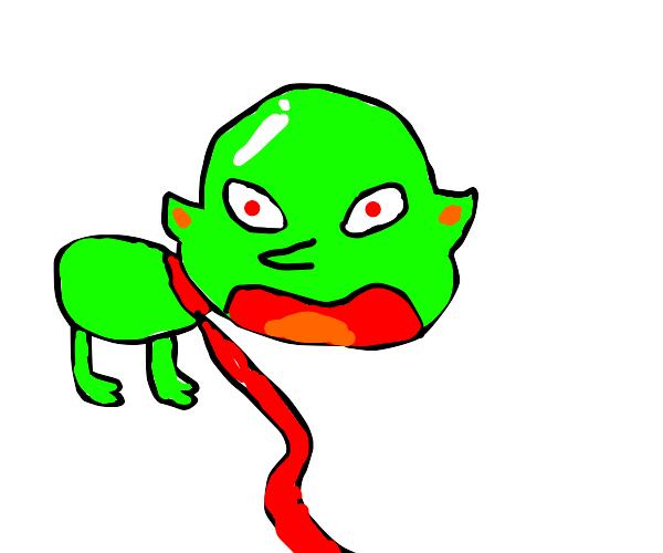 Pet Goblin