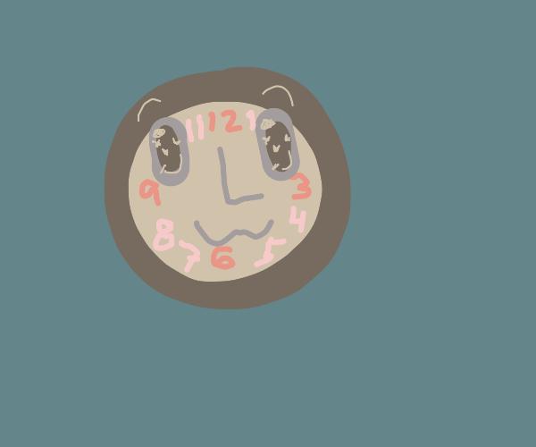 Cute clock :)