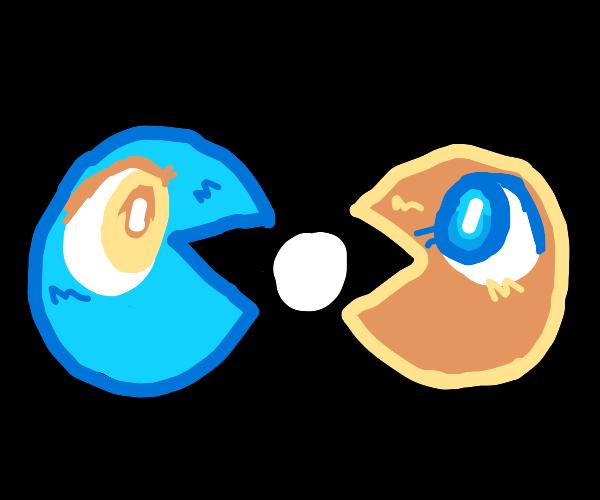 Pacman's cousins