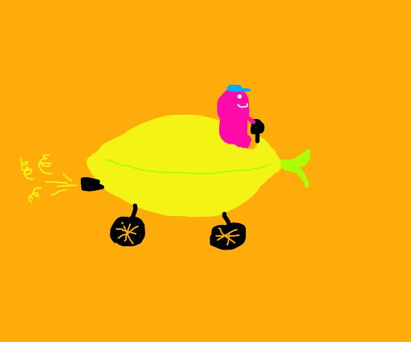 Citrus car