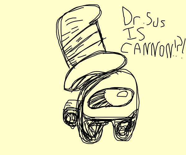Dr. Seuss Cannon