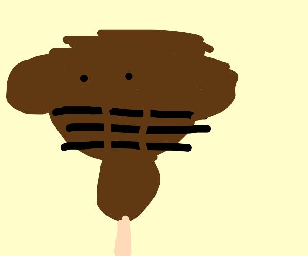 Mammoth candy