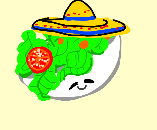 Señor Salad