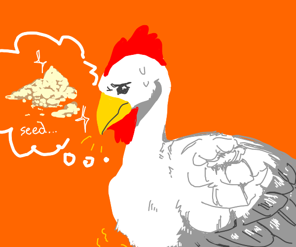 Hungry Chicken