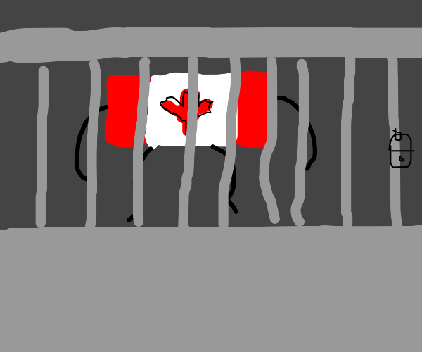 Canada is in jail