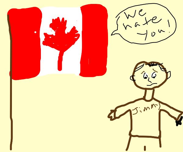 Canada hates Jimmy