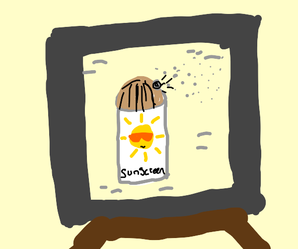 Sunscreen Advertiser