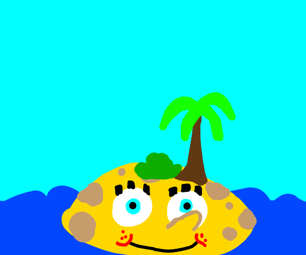 Spongebob island