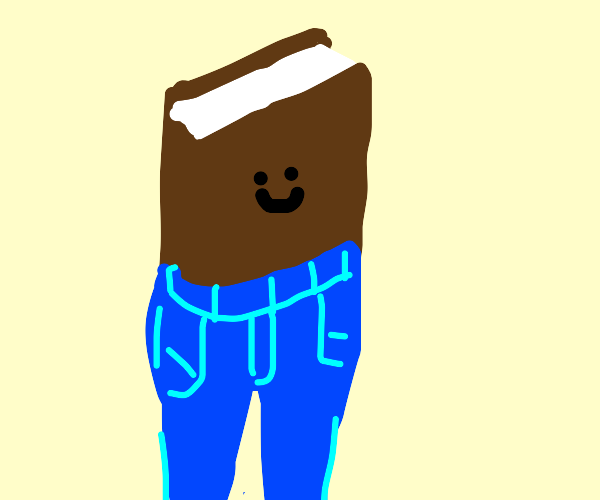 Book With Pants