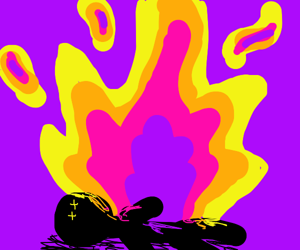 Corpse and Fire