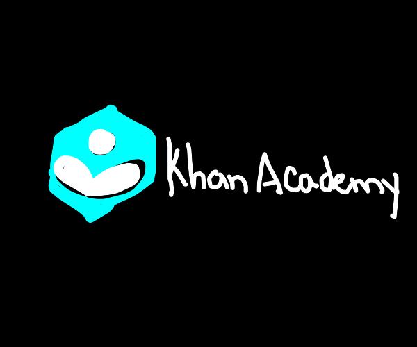 khan acadaemy??? is an ad?