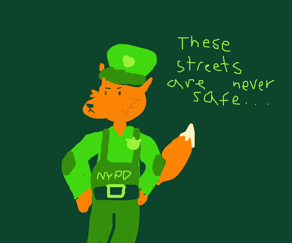 Fox Police Officer
