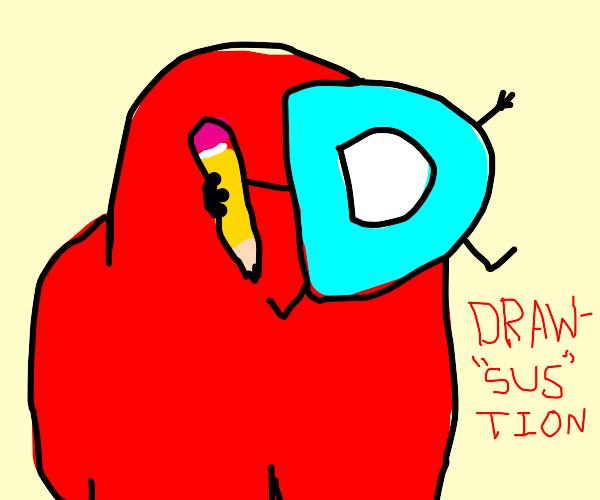 Meta joke about drawception