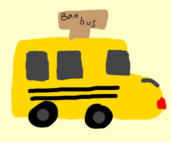Last Place Bus Driver