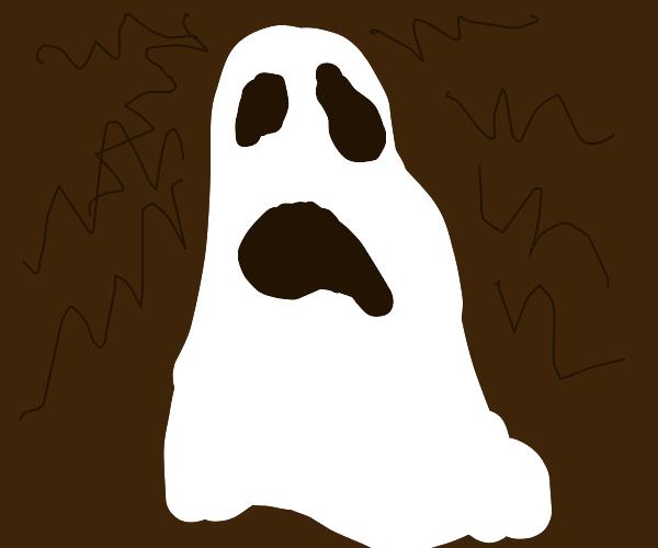 spooky spooky ghost