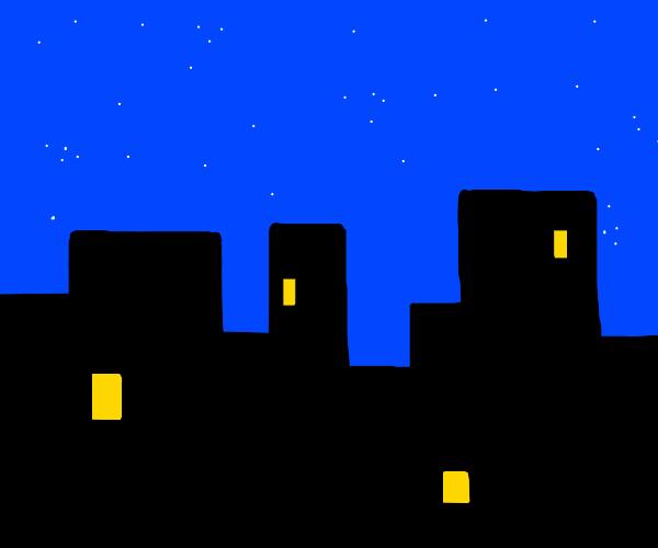 City at noght
