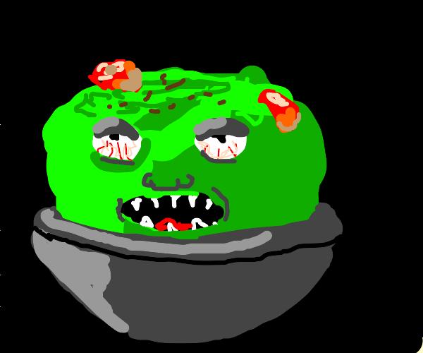 Spooky Salad