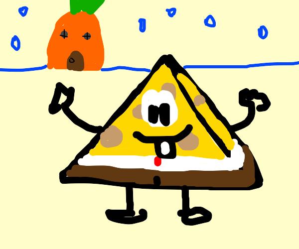 Spongebob Pyramid