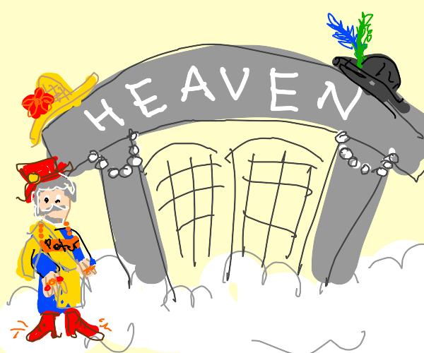 Gaudy Heaven