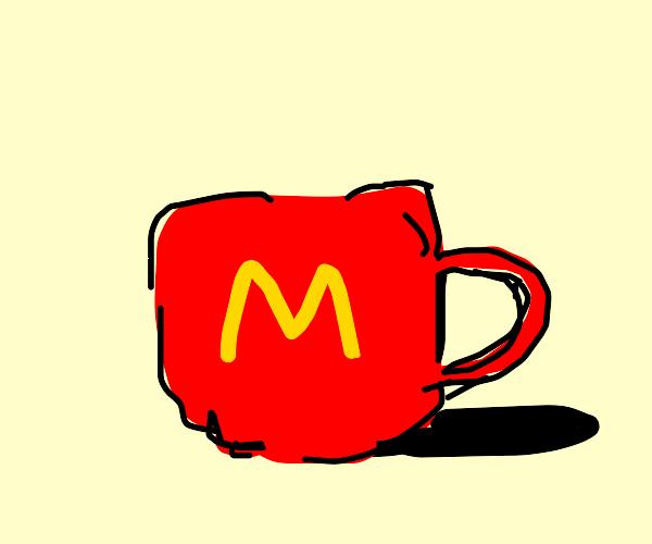 McDonalds Hot Coffee