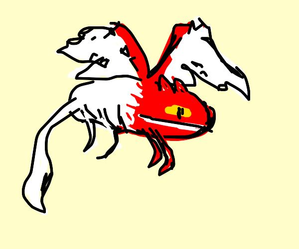 Flying Dragon Pills