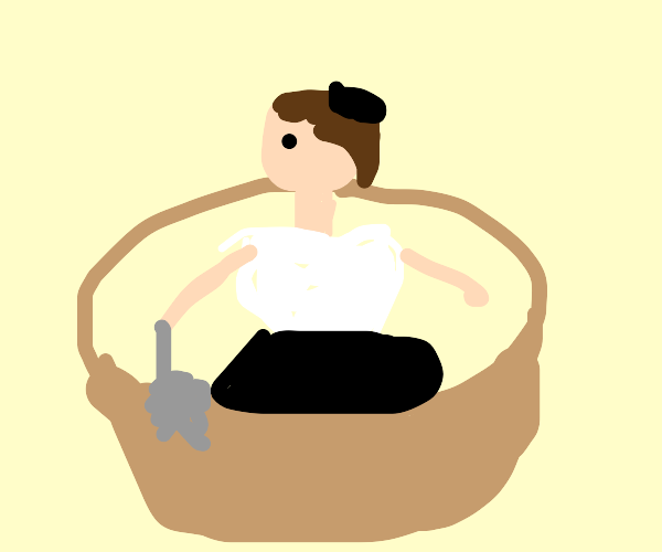 Maid in a Bowl
