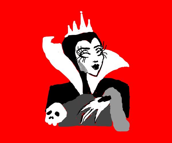 Spooky Queen