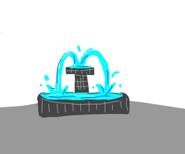 Water fountain (pretty C:)
