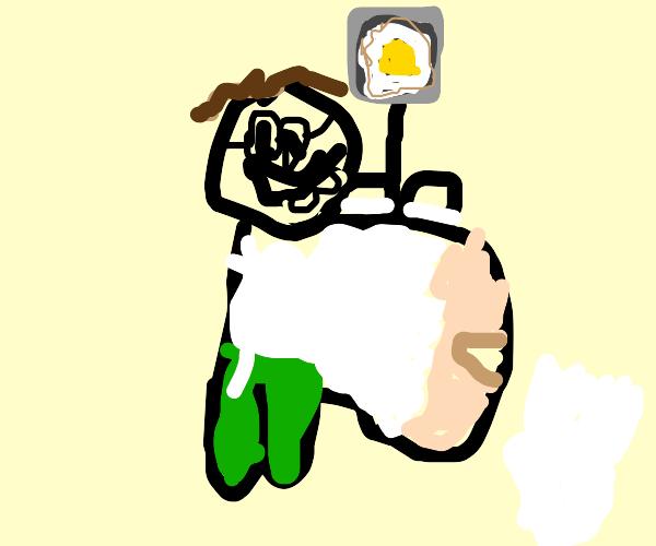 Fat Peter Pan