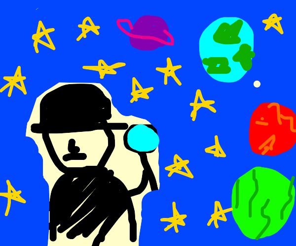Detective in Space