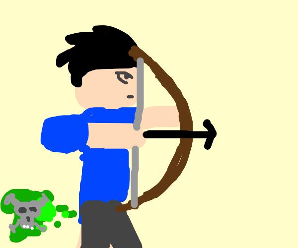 Farting Archer