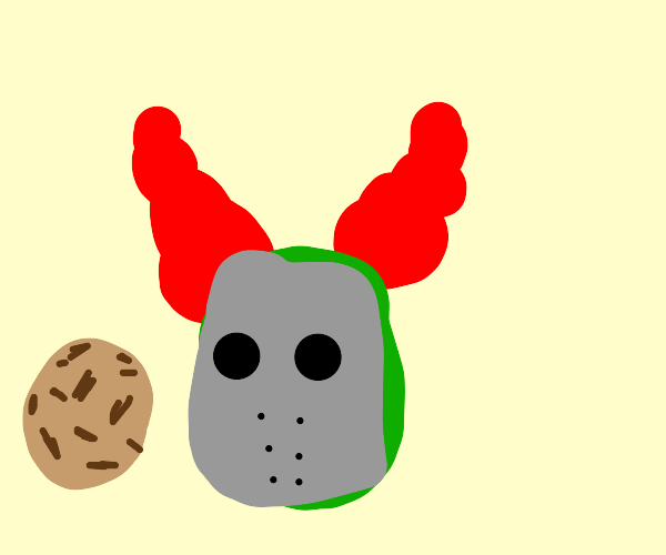 Tricky From Madness Combat With a COOKIE!