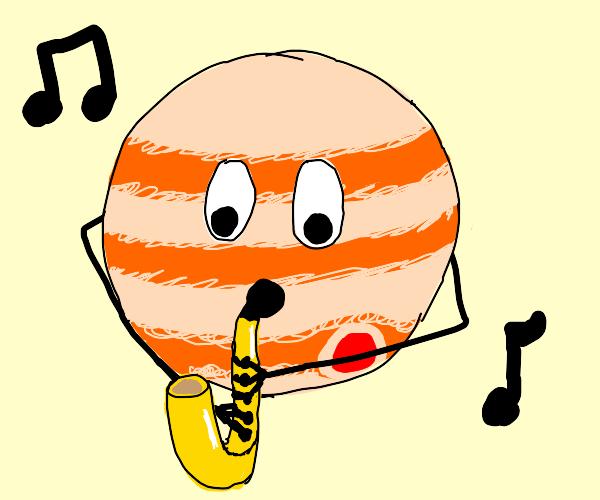 Jupiter Musician